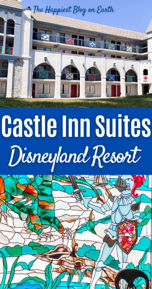 Castle Inn Disneyland